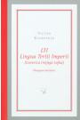 Victor Klemperer, LTI-Lingua Tertii Imperii (Govorica tretjega rajha)
