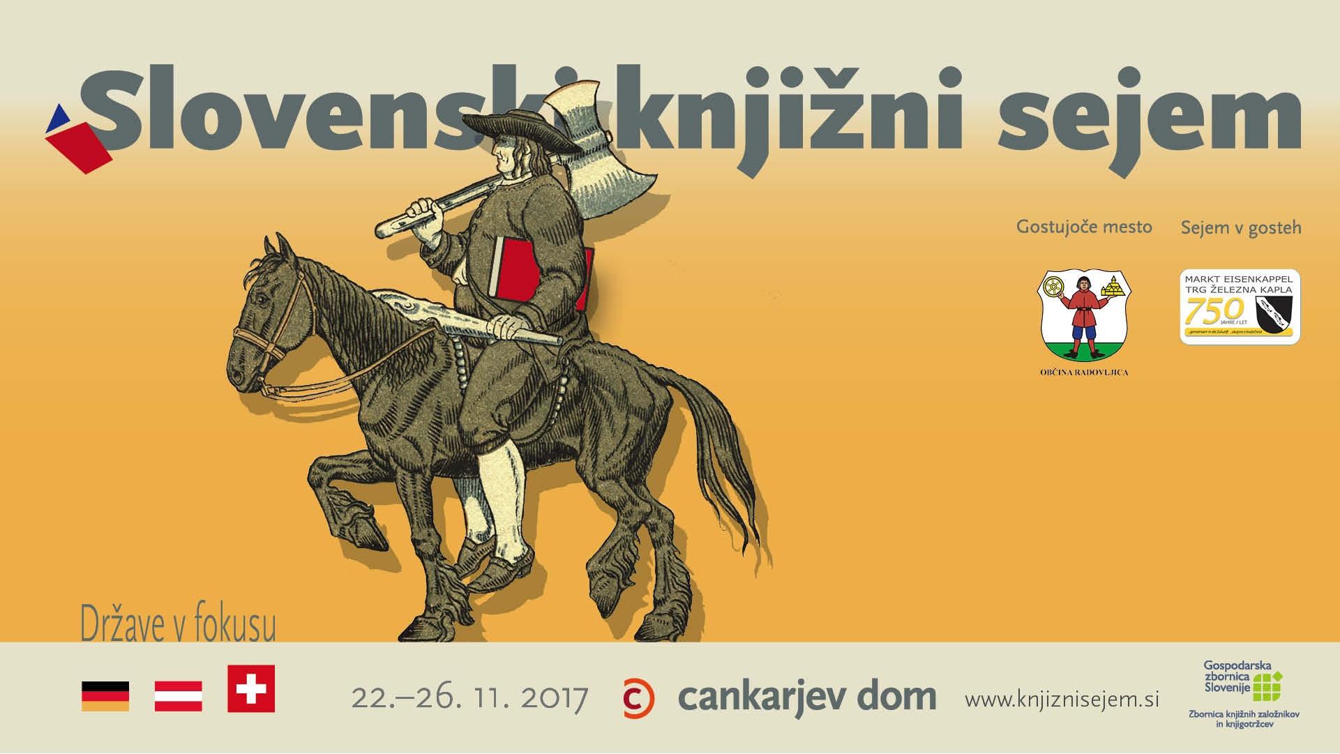 Slovenski knjižni sejem 2017